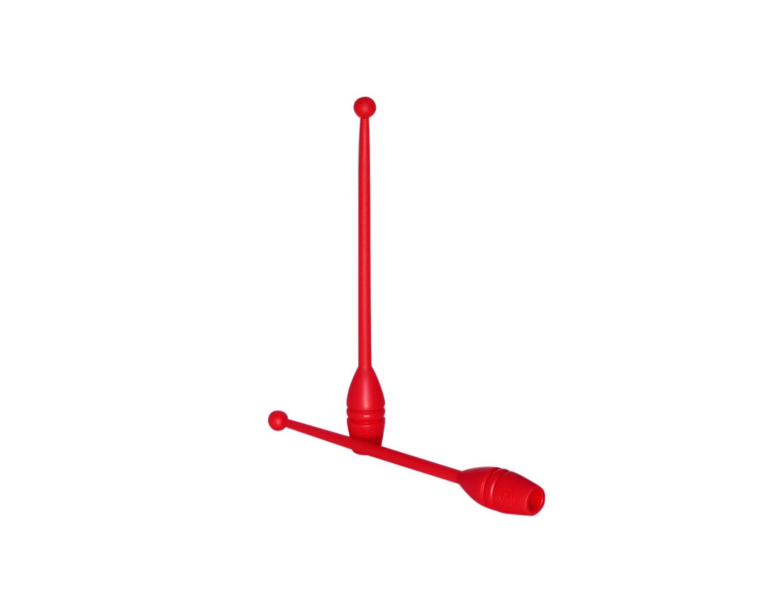 Clavette Rosso ginnastica ritmica