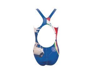 Costume piscina stampato donna Italia