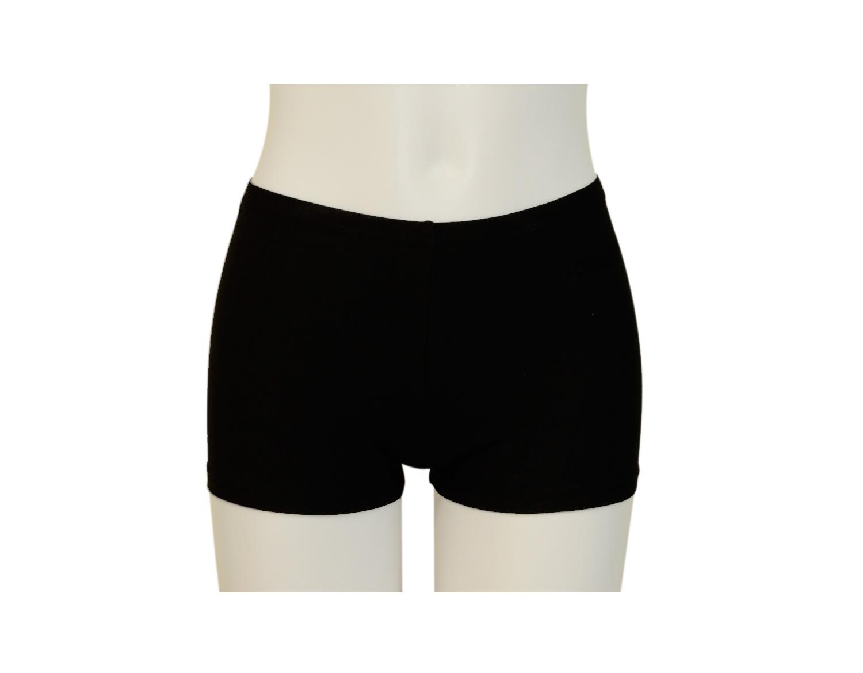Short cotone elasticizzato