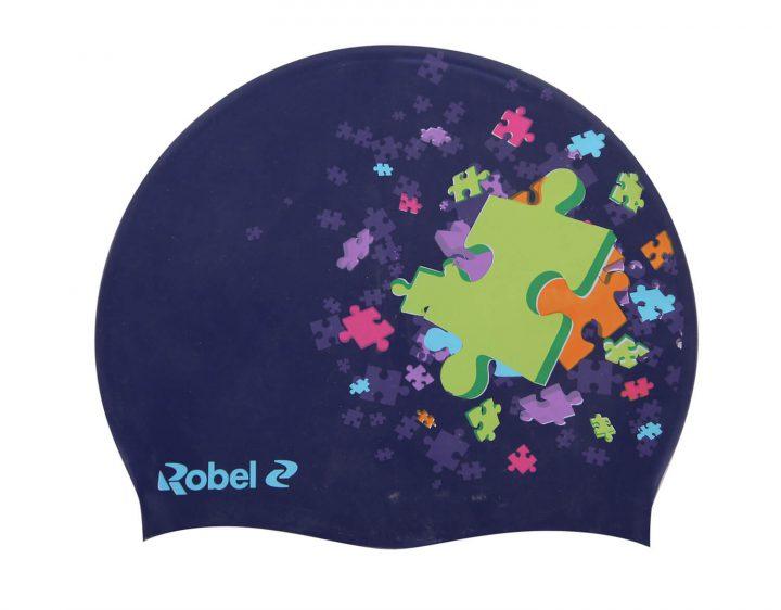 Cuffia silicone piscina Puzzle