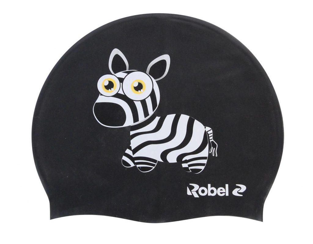 Cuffia silicone piscina Zebra