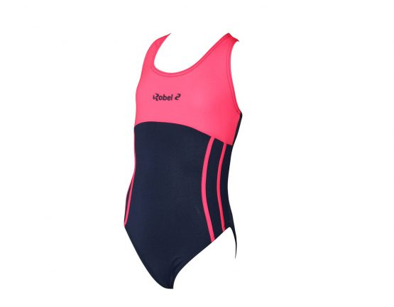Costume piscina bambina Twilight Blu