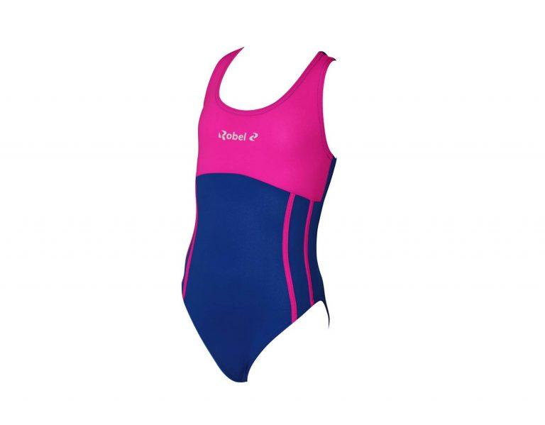 Costume piscina bambina Twilight Speed