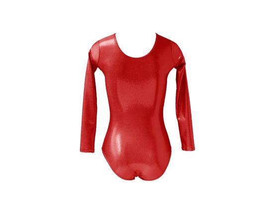 Body ginnastica artistica Camilia Rosso