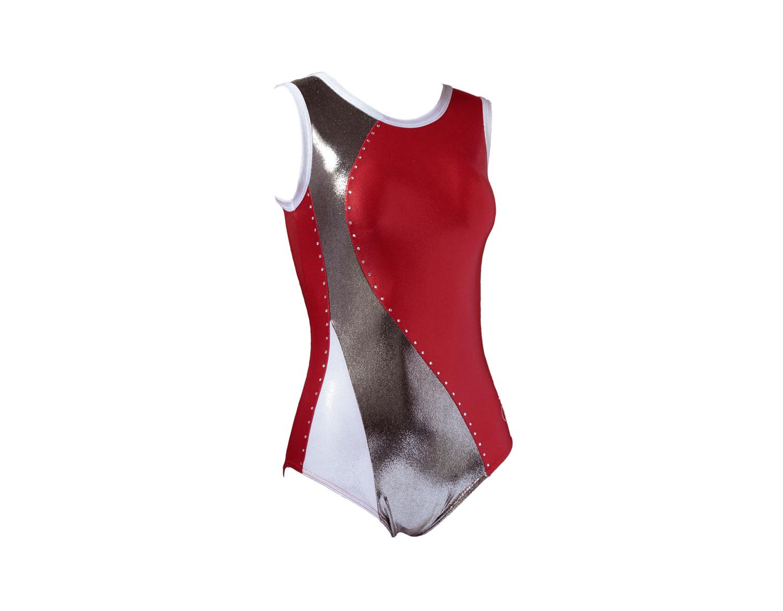 Body ginnastica artistica Lara Rosso