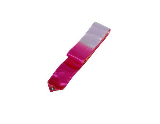 Nastro Ritmica Multicolor Rosa/Bianco/Giallo