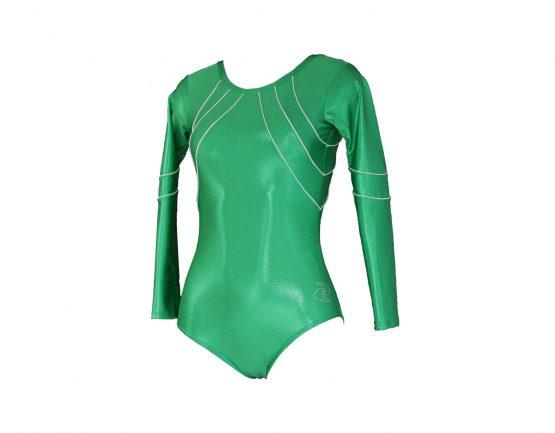 Body ginnastica artistica Papiria Verde