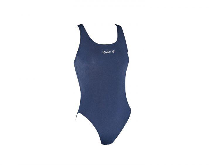 Costume piscina donna Termia Blu