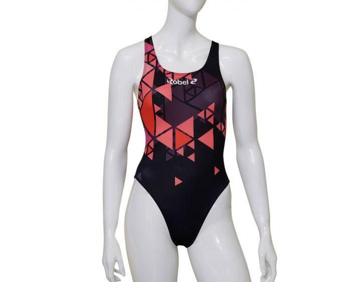 Costume piscina donna stampato Mood